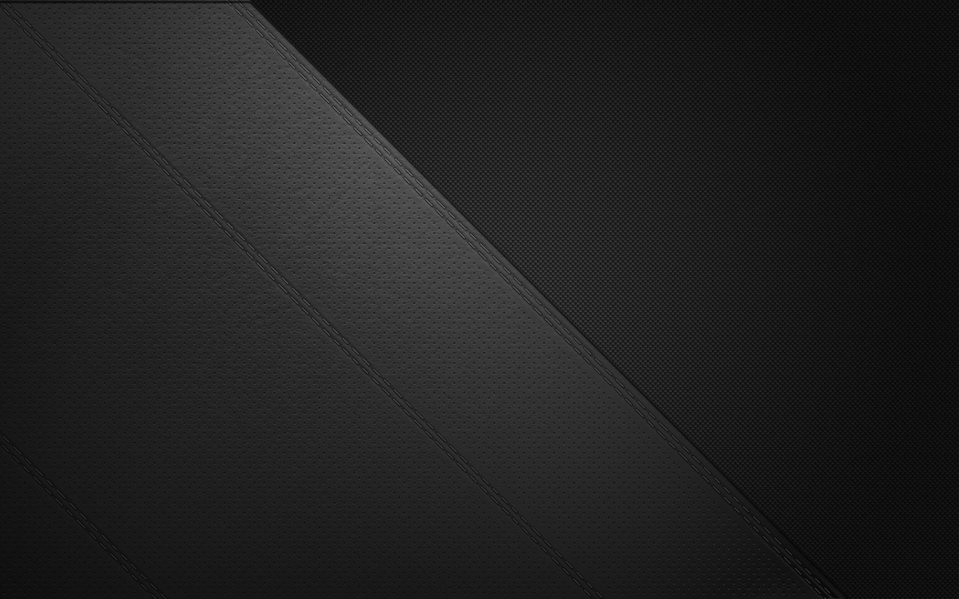 Simple Abstract Black Wallpaper