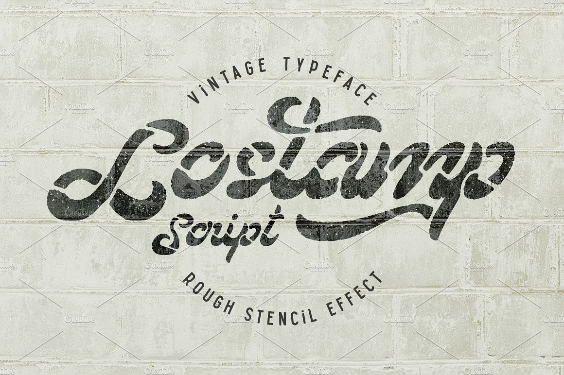 Simple Old English Graffiti Font Hq