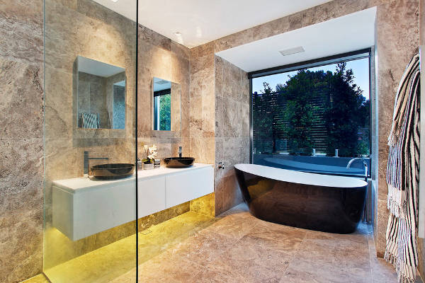 small ensuite bathroom design