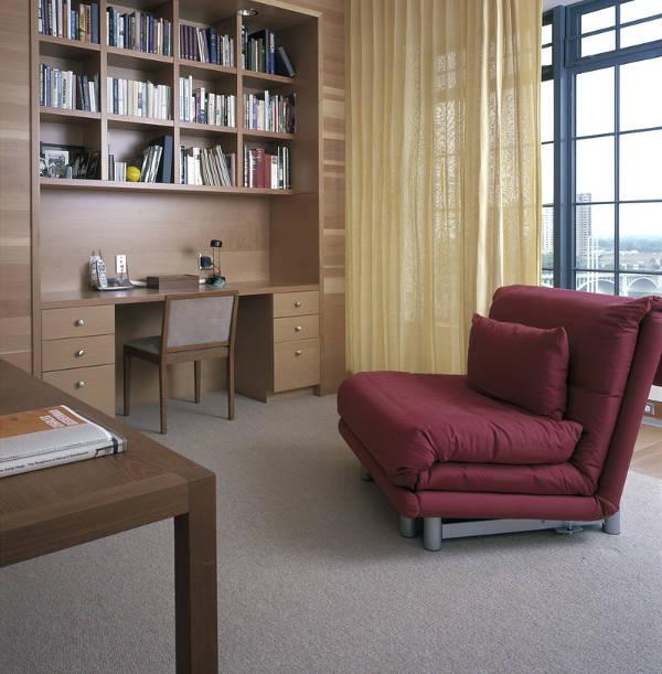 small futon designs