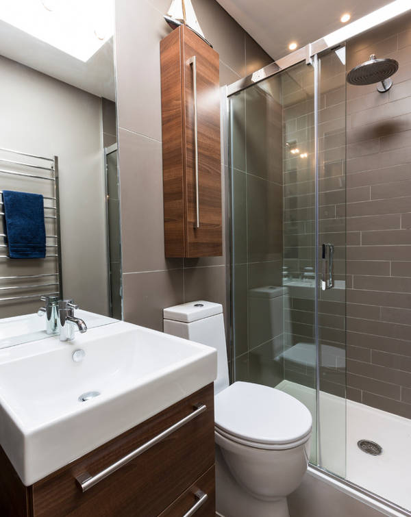 Small Hotel Bathroom Design
