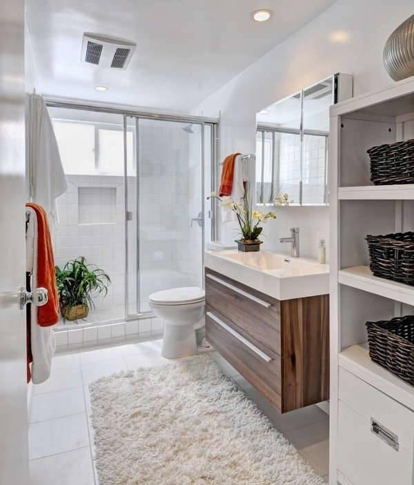 15+ Modern Bathroom Vanity Designs, Ideas