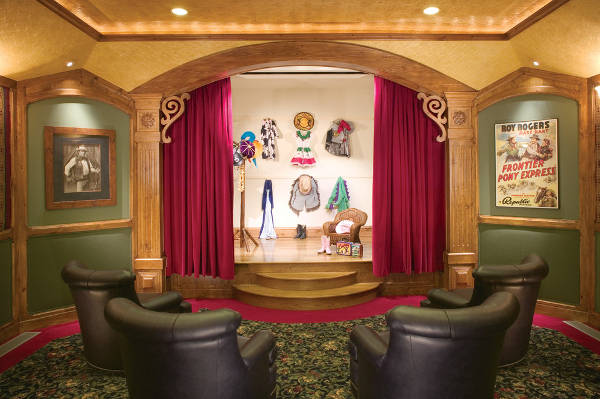 stage curtain designs