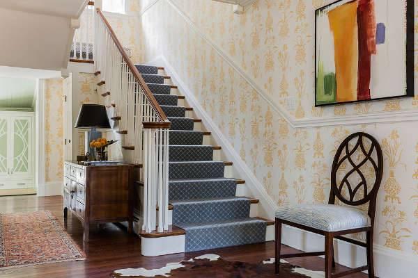 stair carpet designs