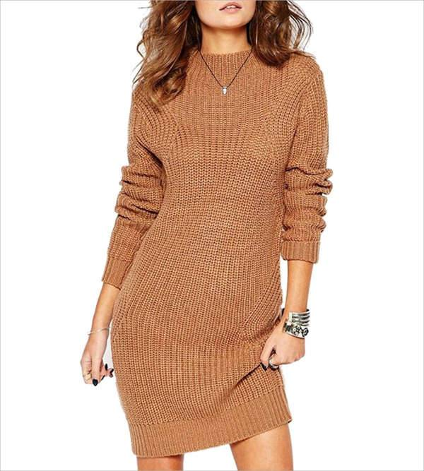 sweater winter dresses