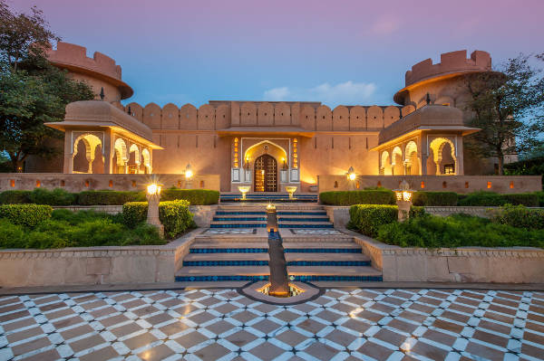 The Oberoi Rajvilas, Jaipur, India