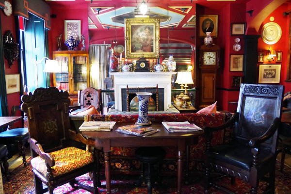 The Zetter Townhouse, Marylebone, London