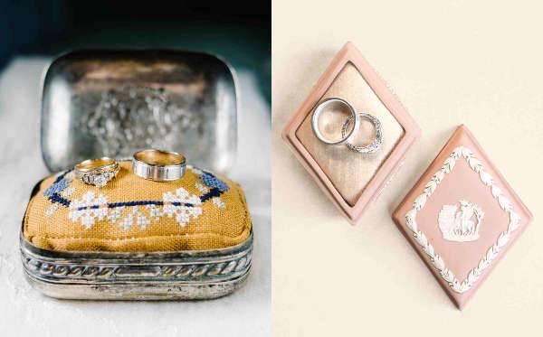 Timeless Engagement Ring Box