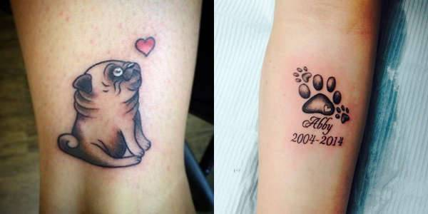 10 Cute And Trending Small Animal Tattoos