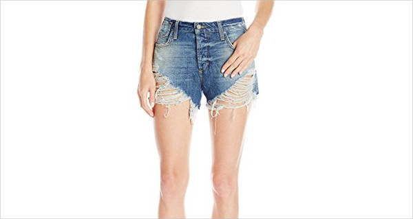 Trendy Designer Jean Short for Women