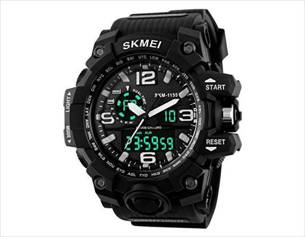 trendy mens sport watch design