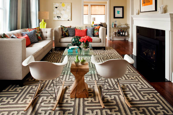 tribal rug designs