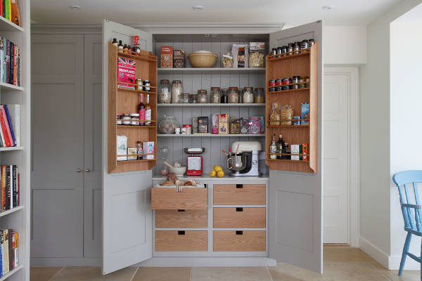 12 pantry cabinet designs ideas design trends - Kitchen pantry cabinet design plans ...