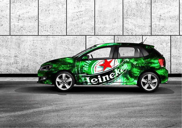 vehicle branding designs