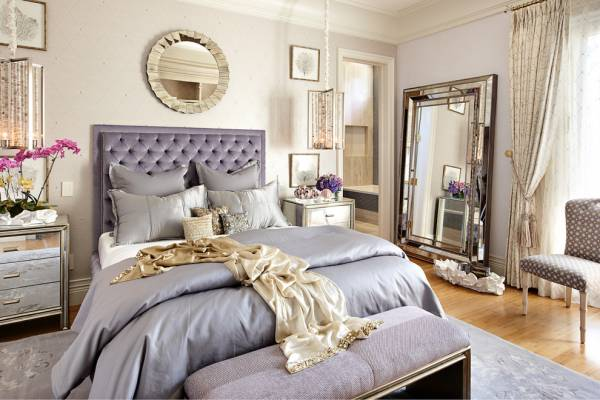 vintage bedroom floor mirror