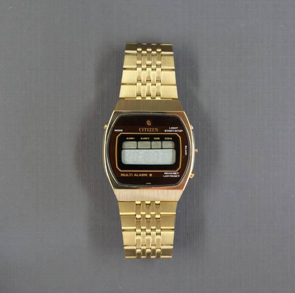 Vintage Digital Watch for Men