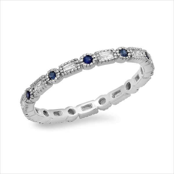 vintage sapphire rings