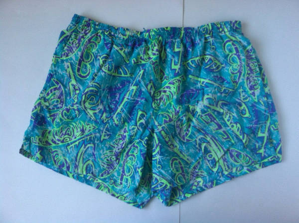 Vintage Swim Short for Women