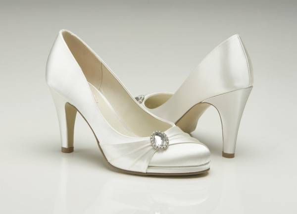 Wedding High-Heel Design
