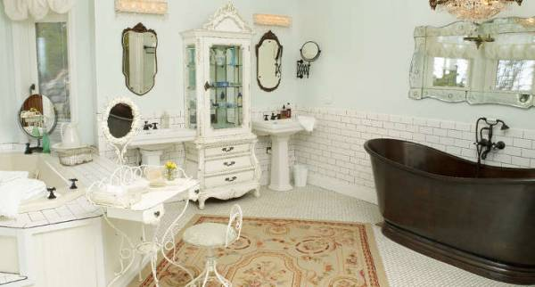 15+ White Vanity Designs, Ideas | Design Trends - Premium PSD ...