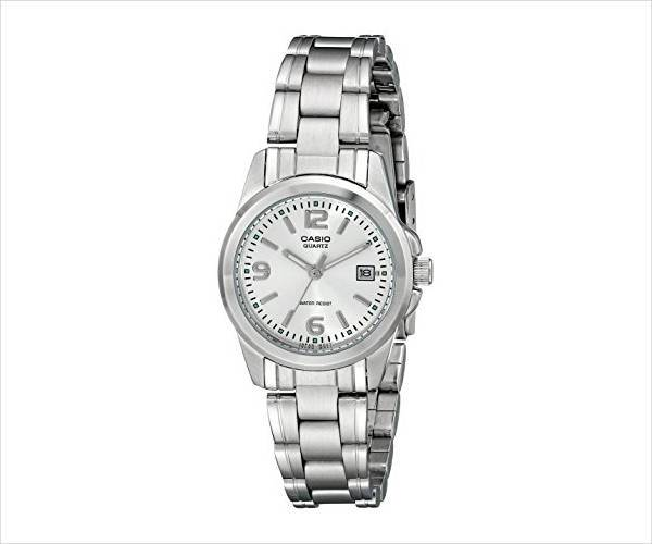 womens stainless steel watch design