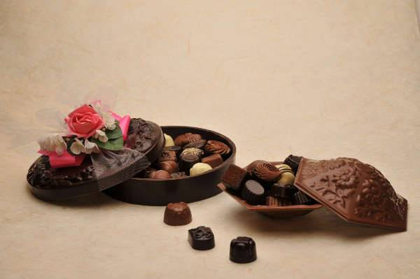 8. Chocolate or Flower Bouquet