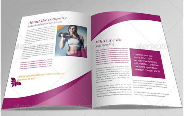 A4 Professional Brochure