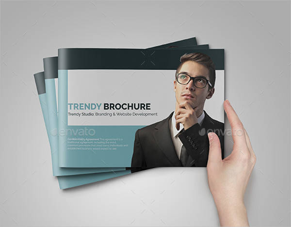 a5 business brochure catalog
