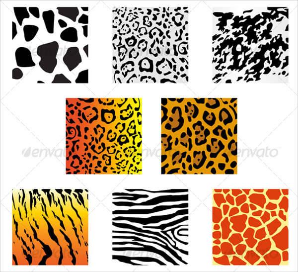 Animal Skin and Fur Pattern