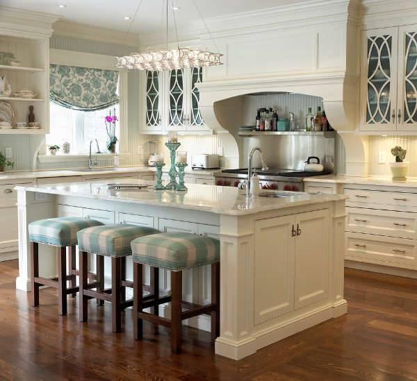 Apartment Kitchen Decorating idea
