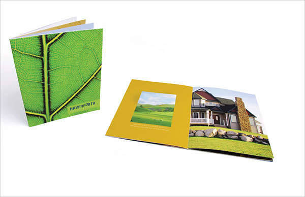 Architecture Company Brochure Design