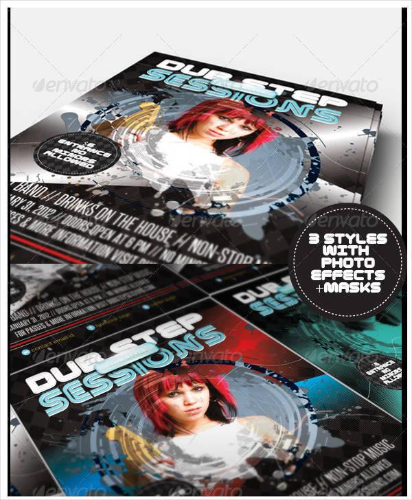 Art Photography & Club Flyer