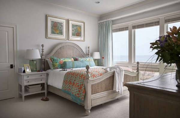 beach bedroom design