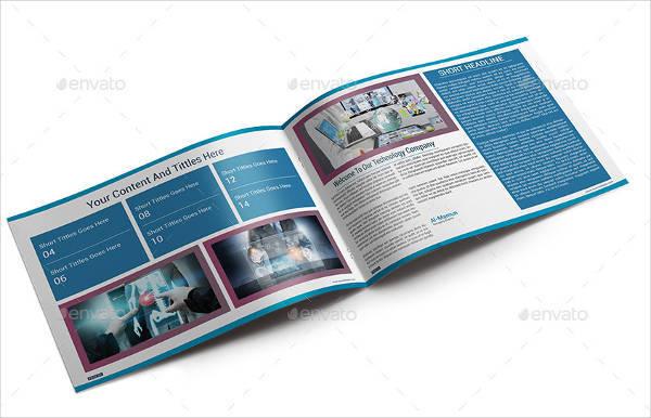 Best Technology Company Brochure