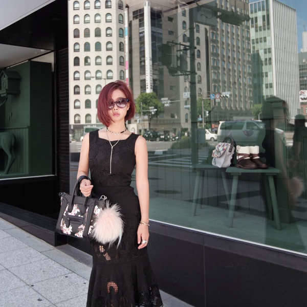 Black Prom Mermaid Dress