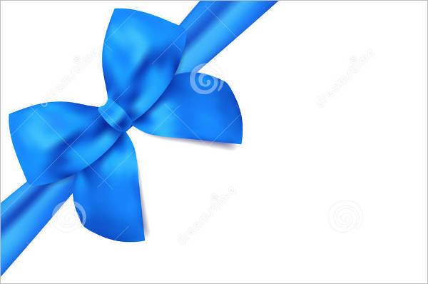 Blank Gift Voucher