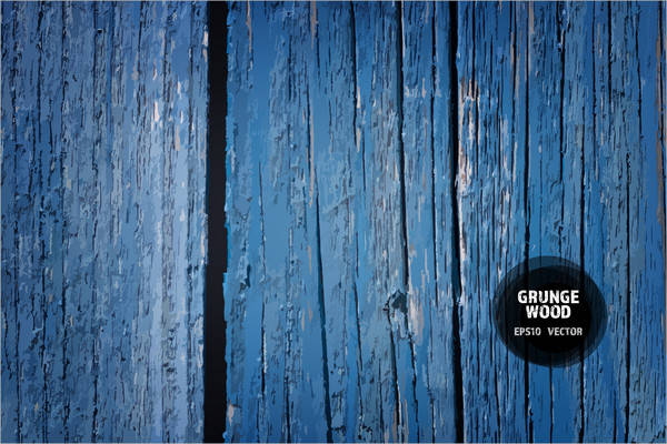 blue grunge wood texture4