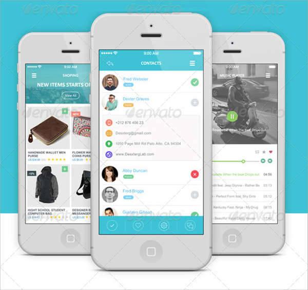 bootstrap mobile ui kit