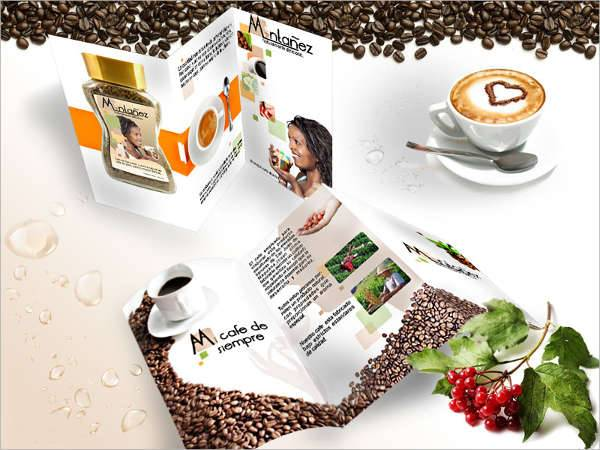 Brochure de Café