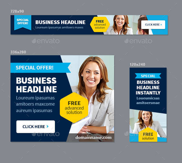 Business Advertising Banner