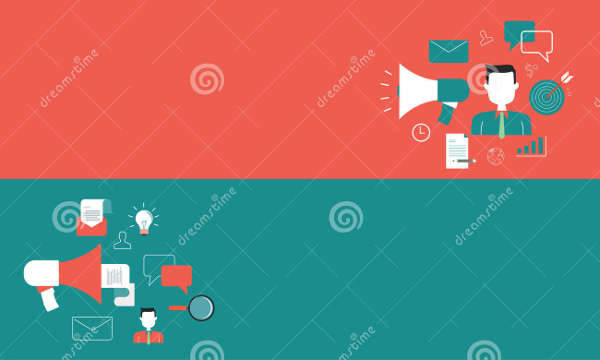 business marketing promotion banner
