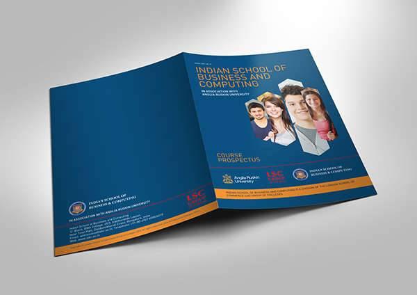 Business School Prospectus Brochure