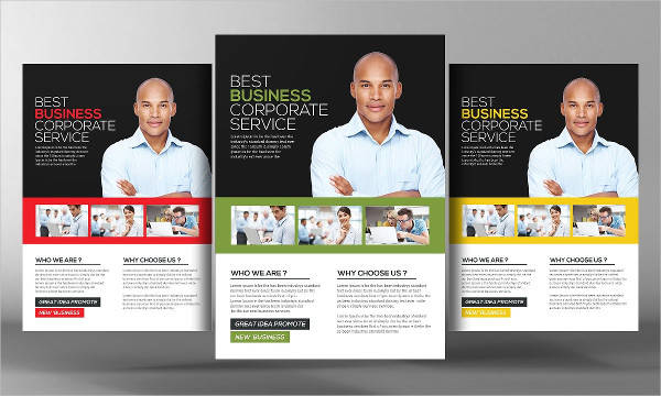 Business Services Flyer