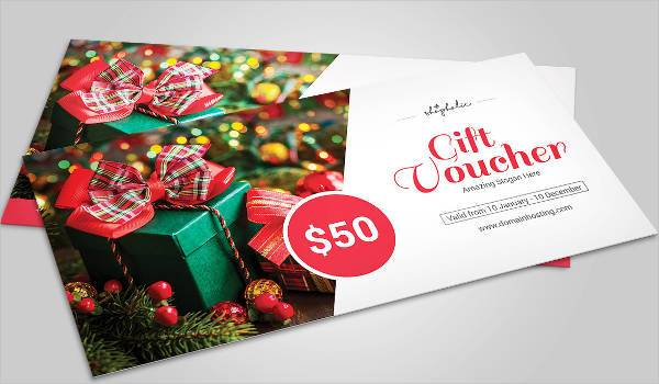 Christmas Multipurpose Gift Voucher