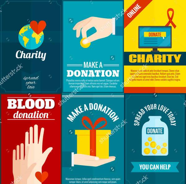 blood donation flyer templates