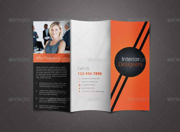 Clean Multipurpose Marketing Brochure