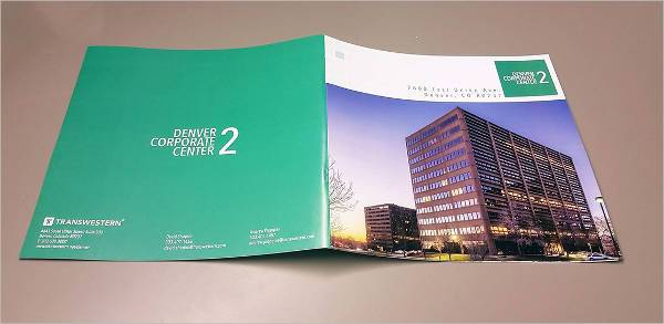Commercial Real Estate Brochure Layouts
