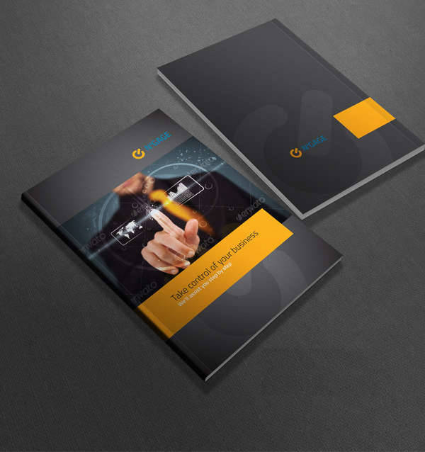 Company Business Profile Brochure