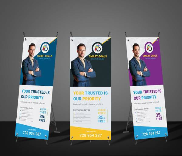 Corporate Agency Business Banner