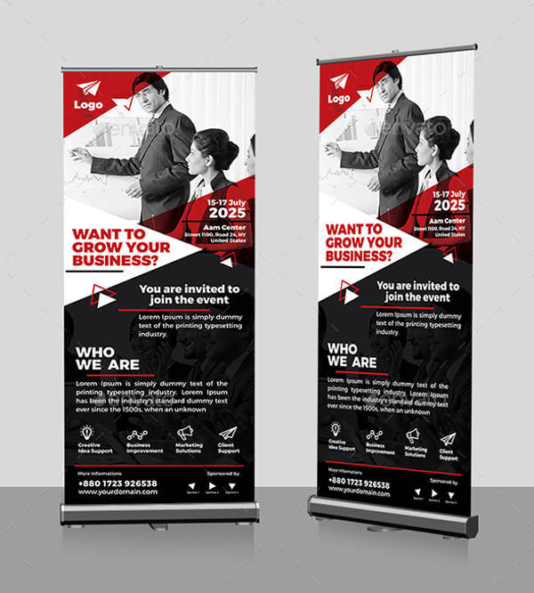 Corporate Business Event Banner